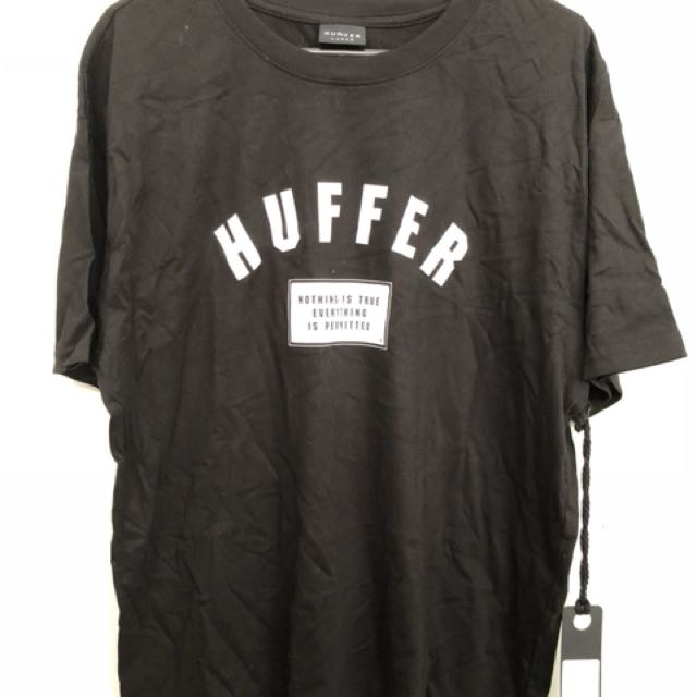 Huffer T-Shirt Brand New Size Large