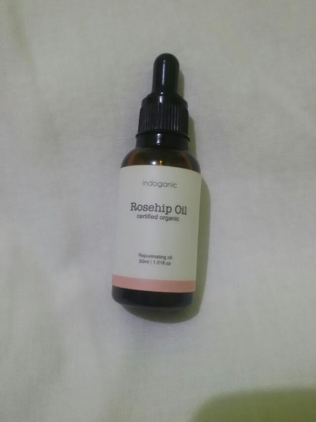 Indoganic Rosehip Oil