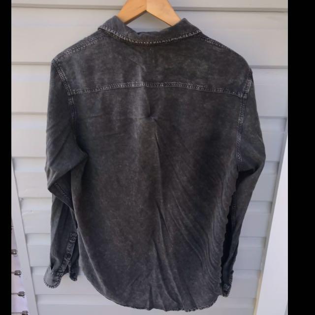Insight Button Up Shirt