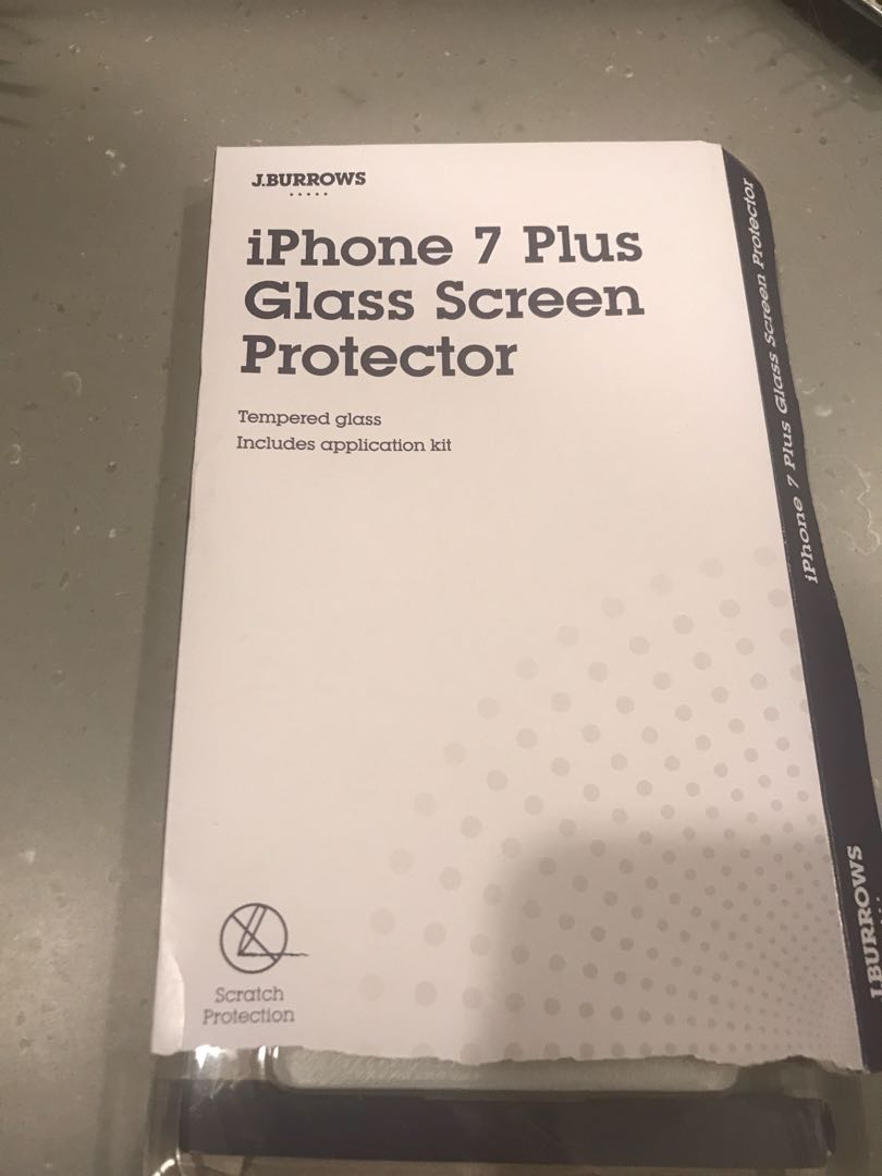 IPhone 7 Glass Screen Cover