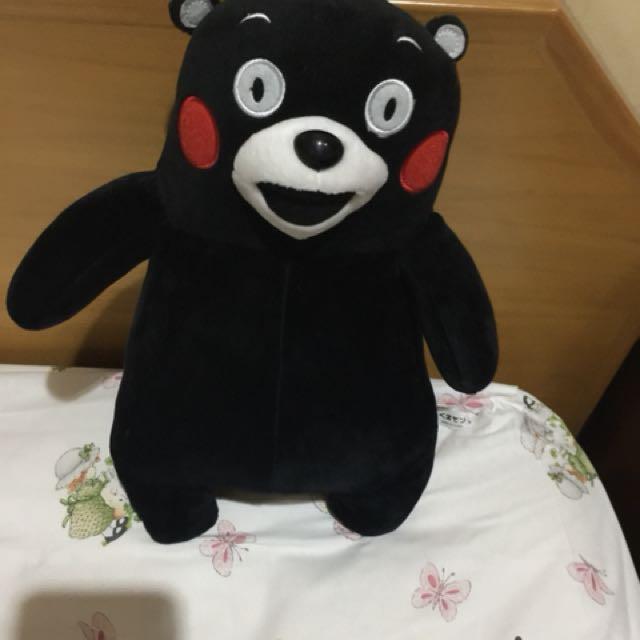 Kumamon doll