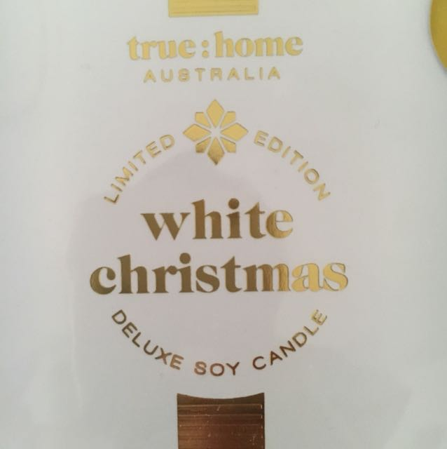 Large Soy Candle by True Home