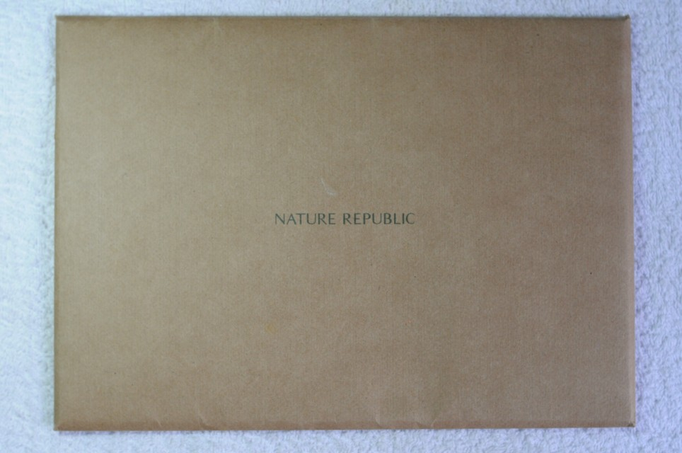 LIMITED EDITION EXO X NATURE REPUBLIC STORY BOOK
