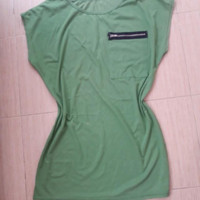 Long Shirt/ Short Dress