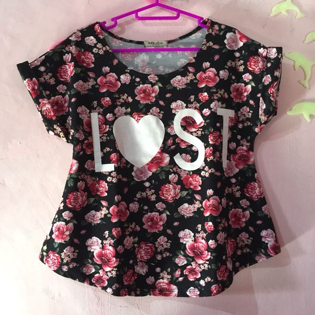 love blouse