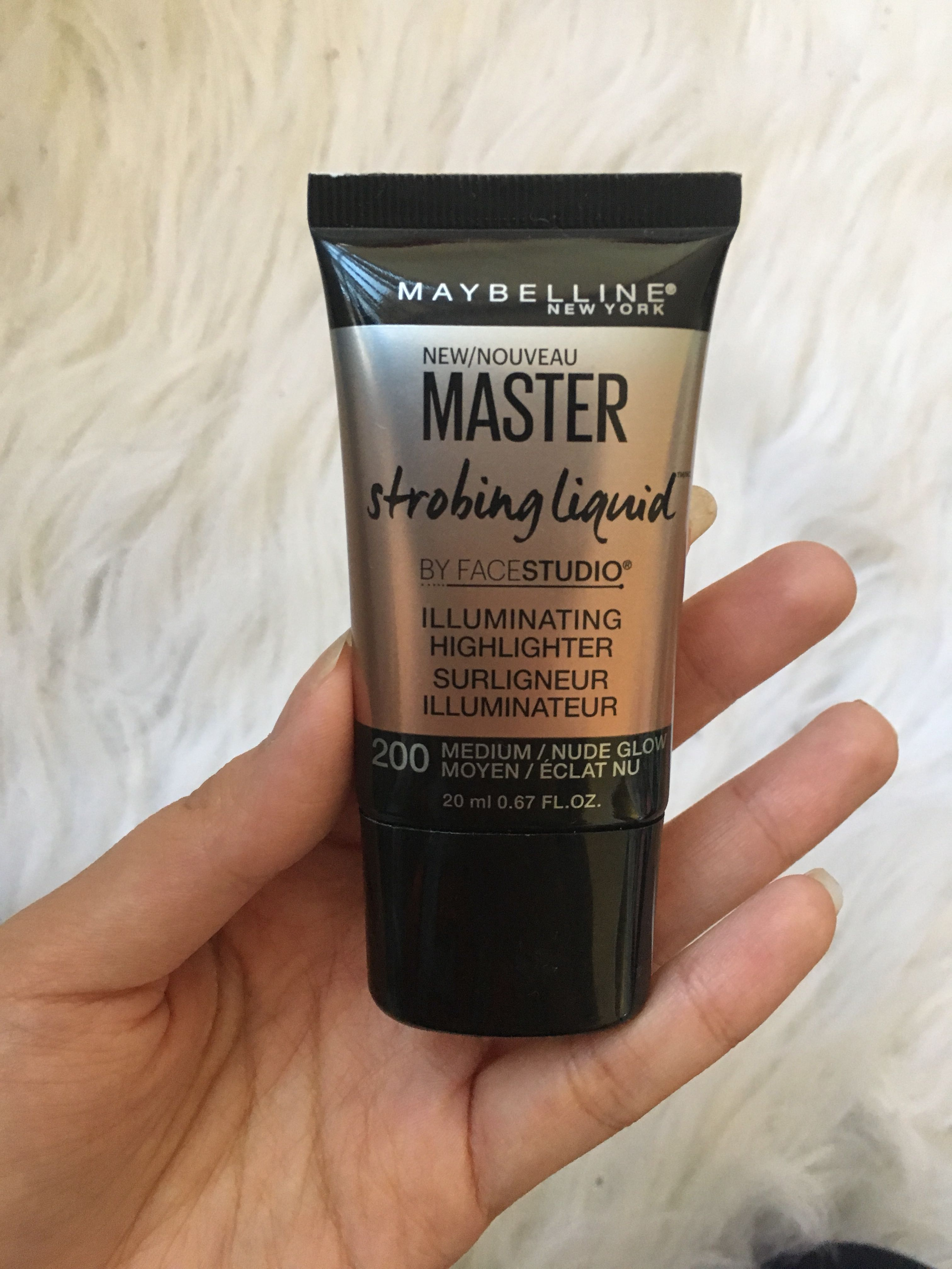 Maybelline Strobing Liquid Highlighter