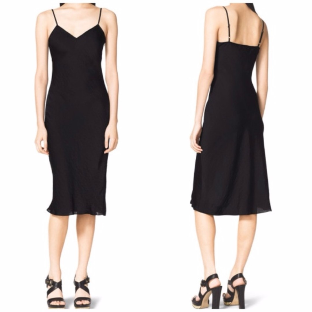 Michael Kors slip dress