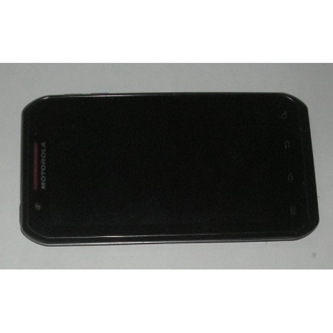 MOTOROLA XT760 所有功能正常 4吋 免運費