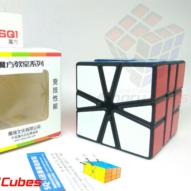 Moyu Square-1 Blackbase MFSQ1