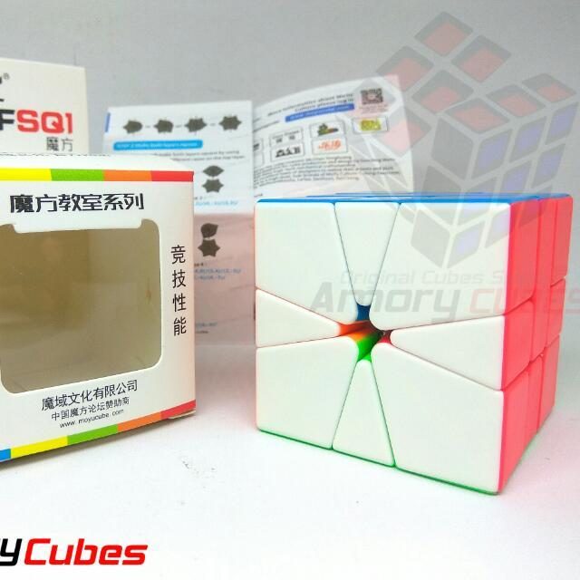 Moyu Square-1 Stickerless MFSQ1