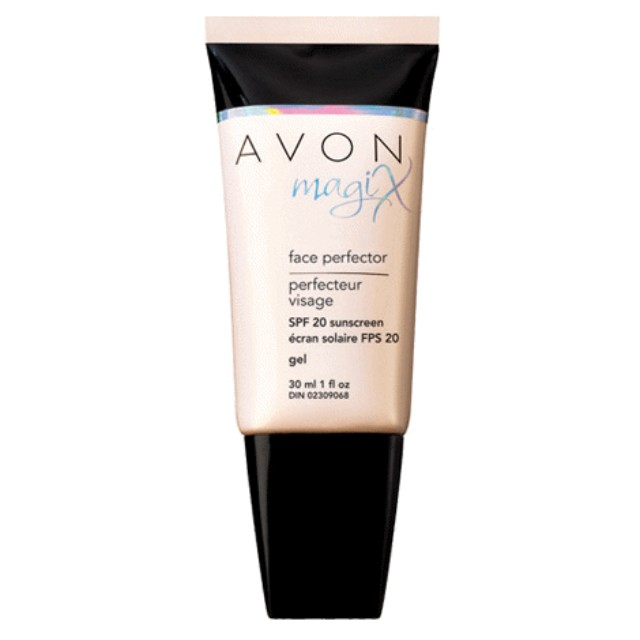 new! Avon magiX SPF 20 Sunscreen Face Perfector
