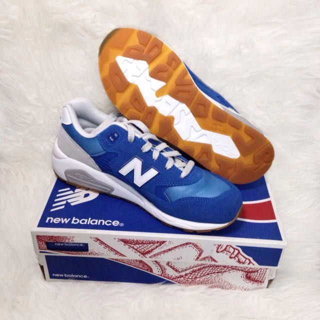 low priced f4e8f f8a3c New Balance 580 Elite Edition REVlite Blue/White