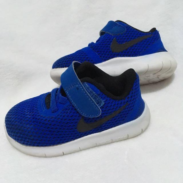 Nike Free (1-2y/o; US size 6c)