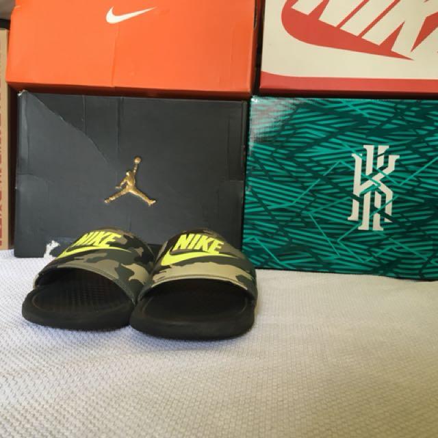 5a797e7601d Nike Slides Camo Color way(RARE)