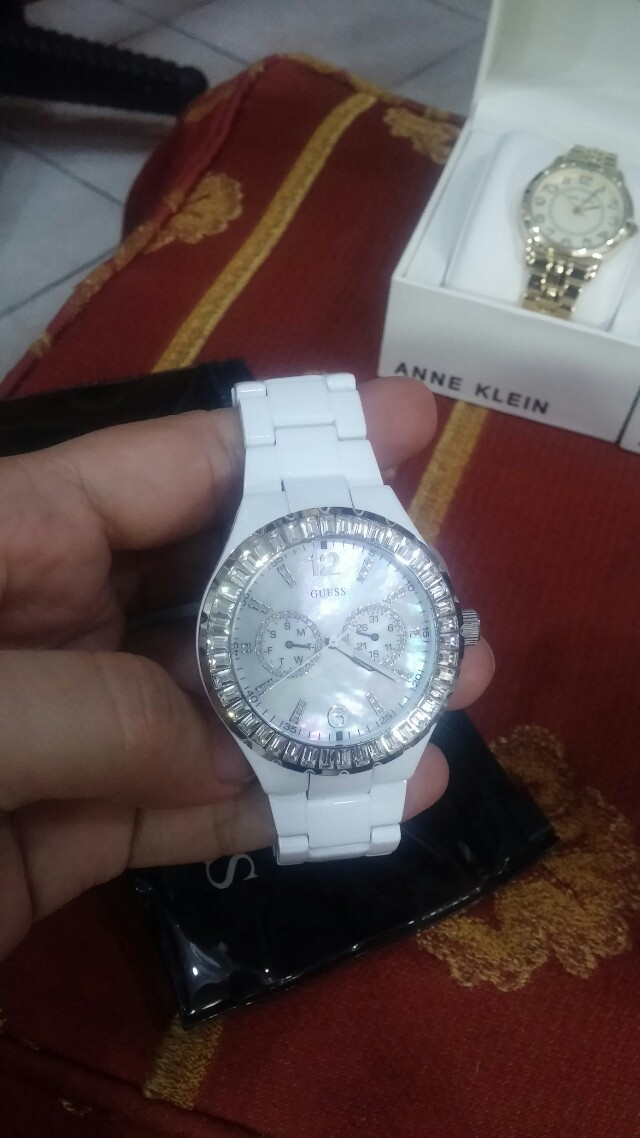 ORIGINAL WATCHES,GUESS FOSSIL A.K