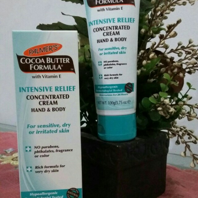 Palmer's intensive cream for hand & body