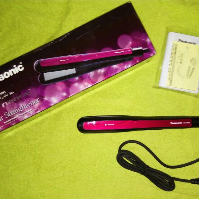 PANASONIC HAIR STRAIGHTENER EH-HS95-K