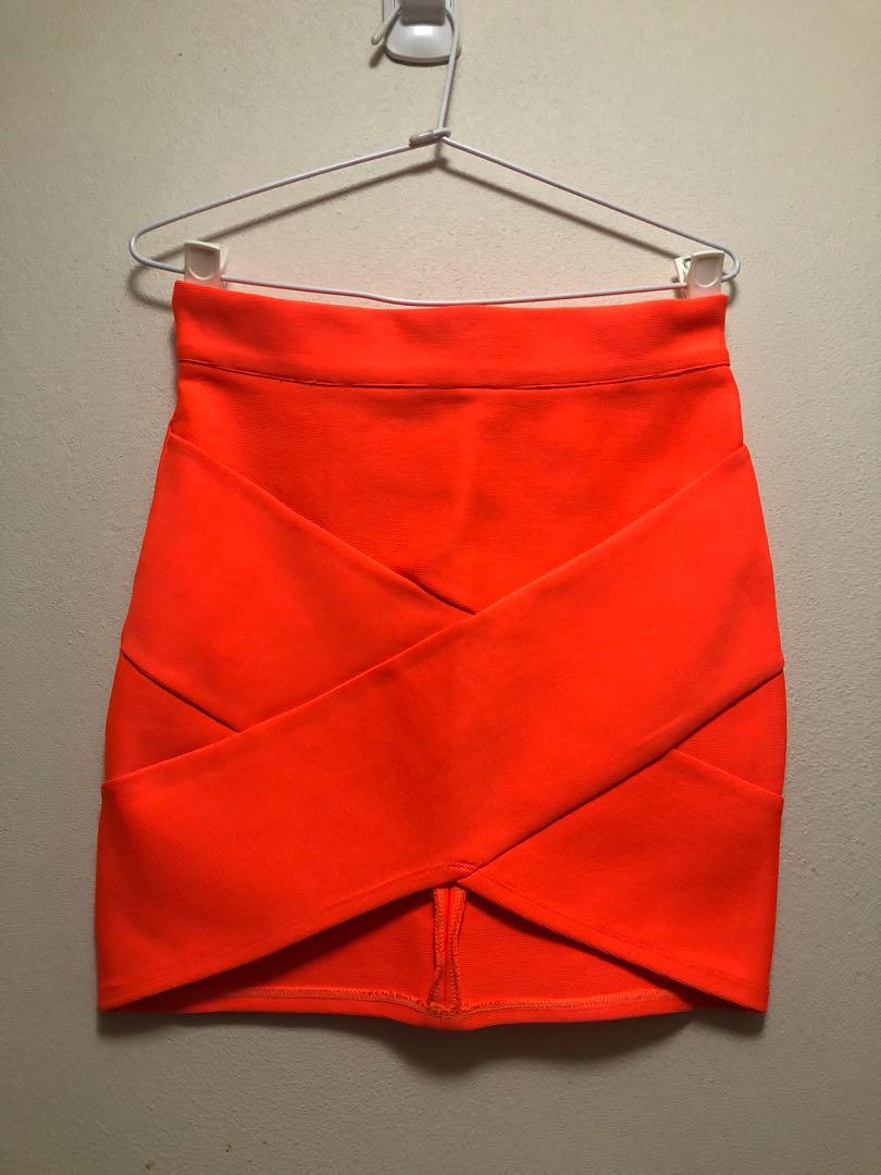 Party Bandage Skirt