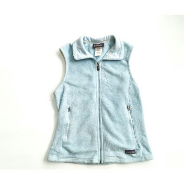 patagonia fleece vest 刷毛背心