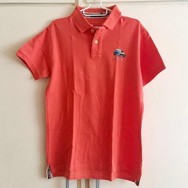 Paul Smith Classic Collared Polo Shirt