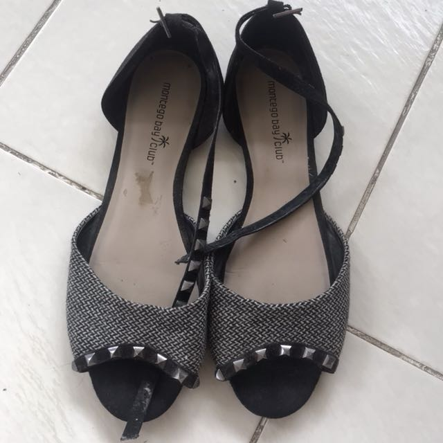 Plus Size Shoes - Montego Bay/Payless