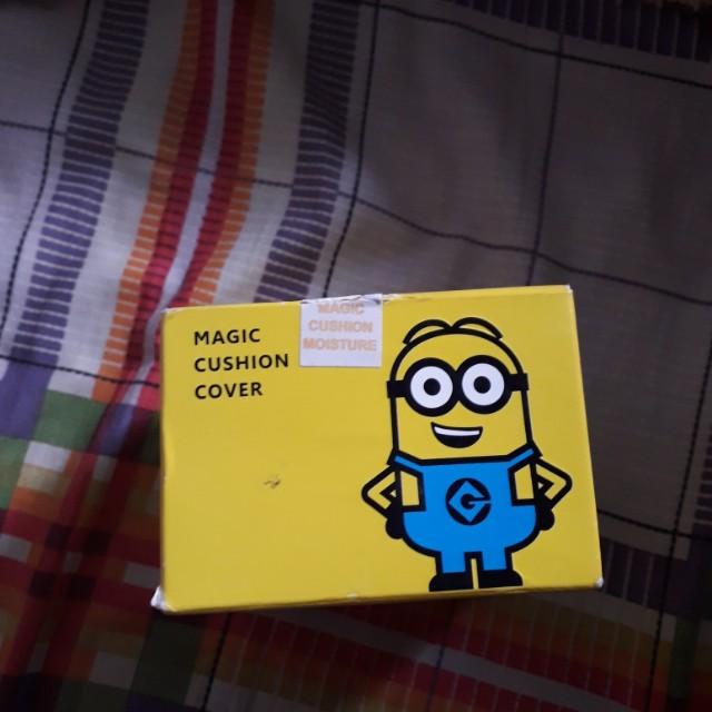 PNF x Minion Magic Cushion Moisture package 15g