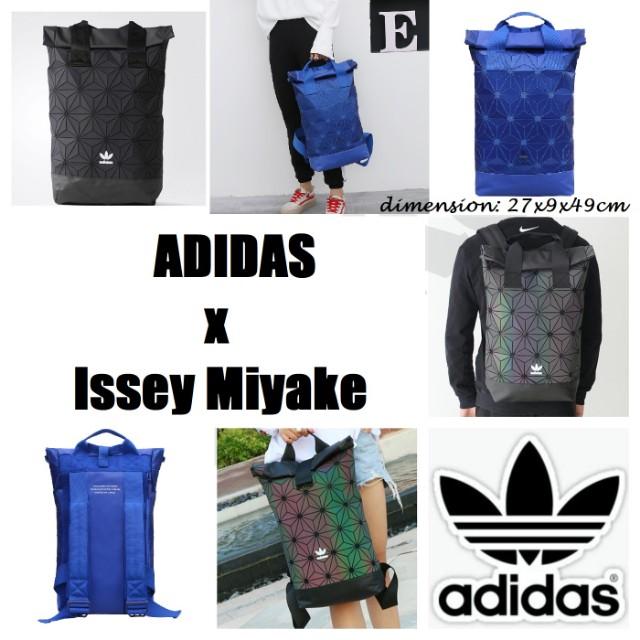 d0caa9a33f PO  Pre-order Adidas 3D X Issey Miyake Mesh Bag