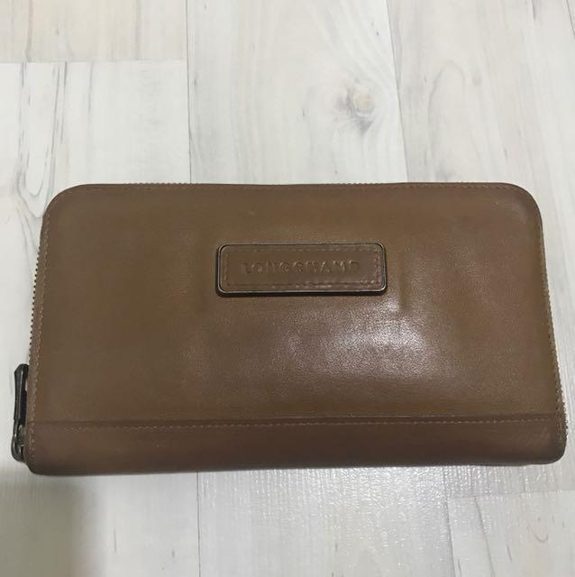 Preloved Longchamp Wallet