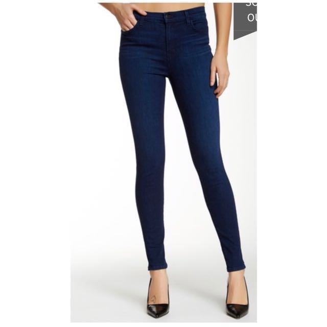 *Price Dropped* J BRAND Maria High Rise Jeans