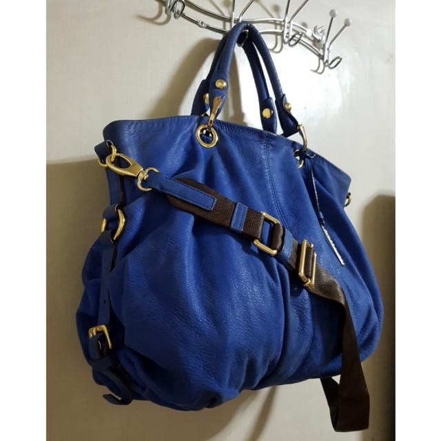 Rabeanco Marianna 3-Way Leather Bag