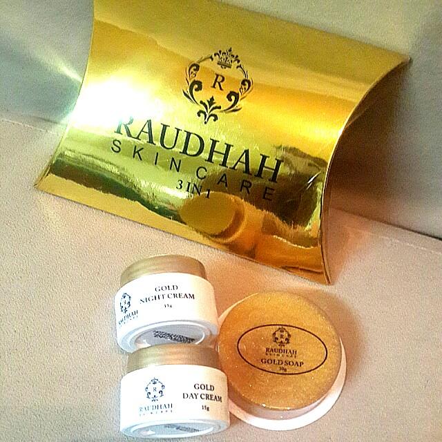 Raudhah Skin Care (3in1)