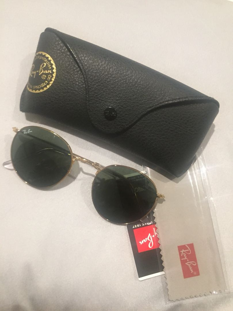 Ray Ban Rounds