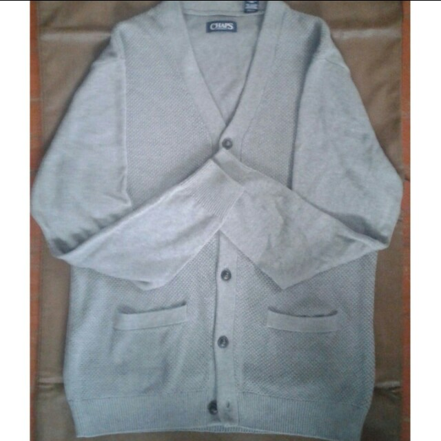 REPRICED CHAPS Cardigan