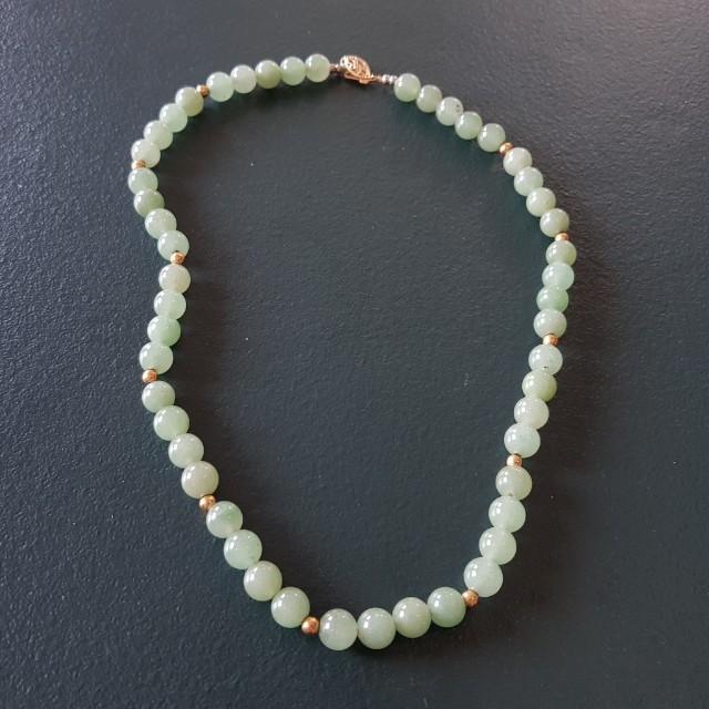 Sale! Authentic Jade Necklace