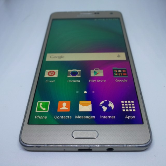 Samsung Galaxy A7 Duos 2015 Gold