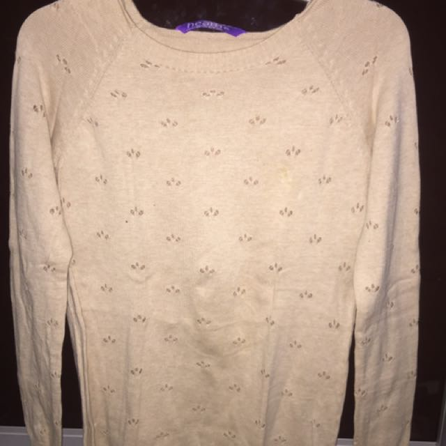 Sweater Rajut Heath