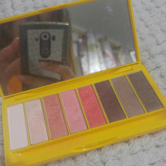 The Face Shop Mono Pop Eyes Eyeshadow Palette