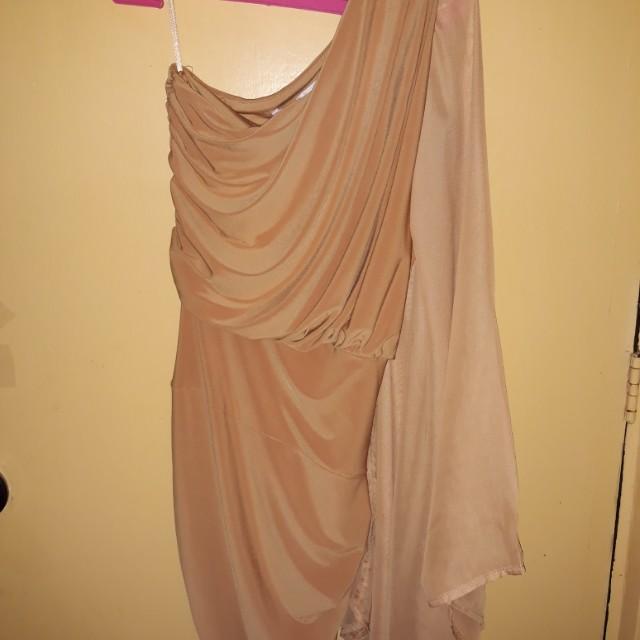 Tomato Elegant Dress