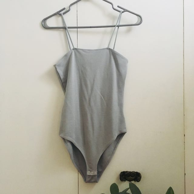 Topshop Square Neck Bodysuit *new with tags