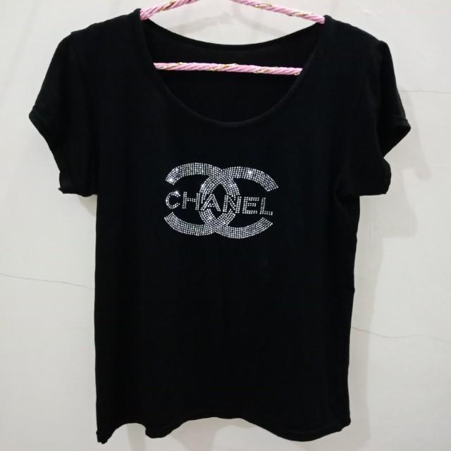 Tsirt Chanel