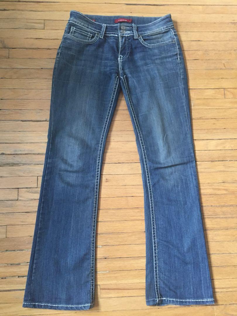 Vigold Slim bootcut Jeans Sz 5