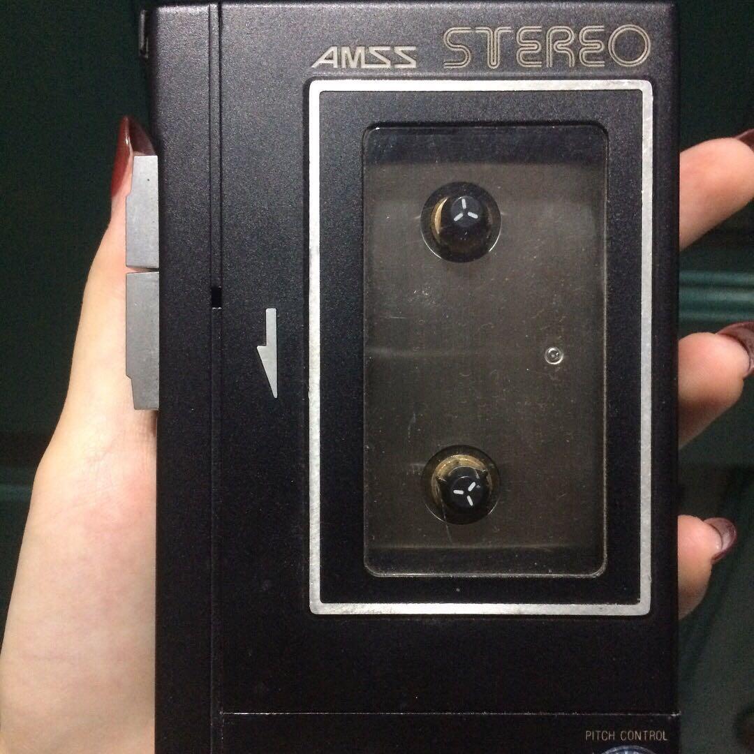 Walkman sanyo m5550