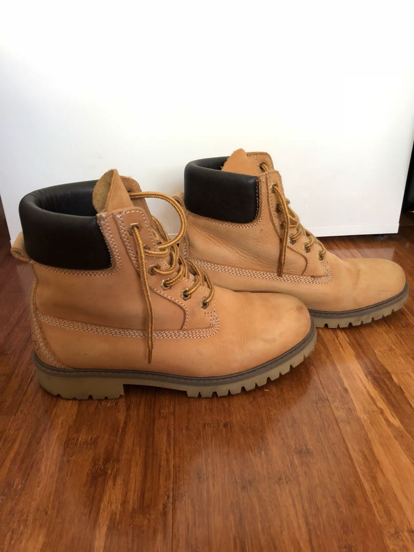 Wanted Stomper Boots