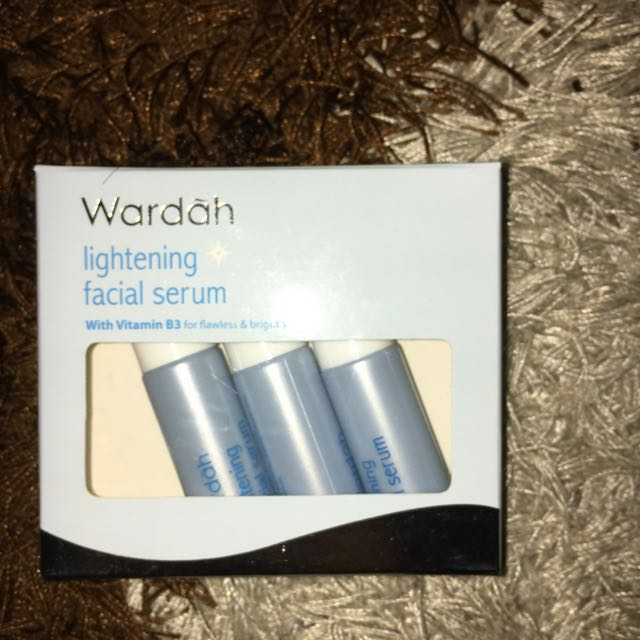 Wardah Facial Serum
