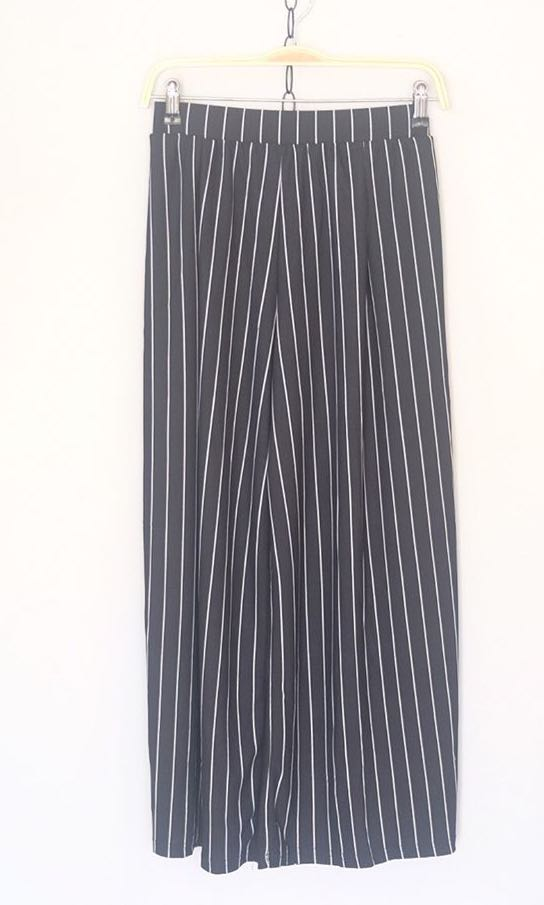 Wide stripe black