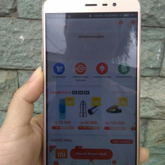 Xiaomi redmi note 3 pro (Ram 2/16)