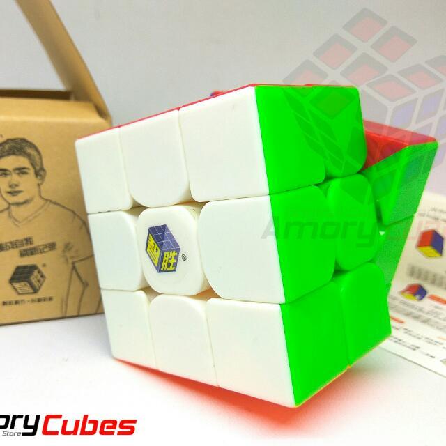 Yuxin 3x3 Little Magic Stickerless