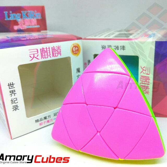 Yuxin Mastermorphix Stickerless