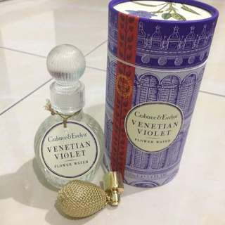 Crabtree & Evelyn Flower Water