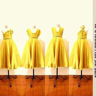 Infinity Dress for kids (4-7)